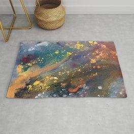 Nebula Abstract #1 Rug