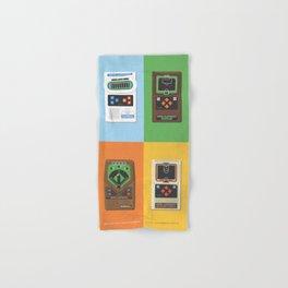 Batteries Not Included Mattel Electronics Handheld Games Hand & Bath Towel