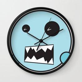 Monster Pop Wall Clock
