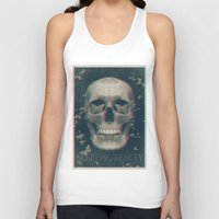 sleeping beauty Tank Tops featuring Sleeping Beauty by Galvanise The Dog