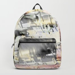Flight Abstract Horizontal Backpack