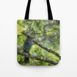 Keeping an Eye on Its Nest Tote Bag