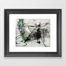 When I last spoke to Alexandria Framed Art Print