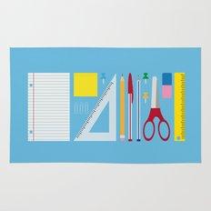 Office Supplies Rug