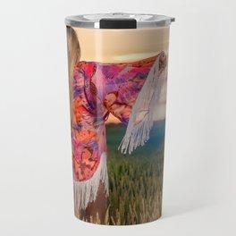 Ibiza style Travel Mug