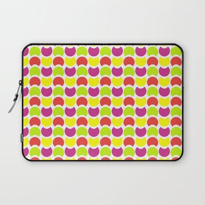 Hob Nob Citrus 5 Laptop Sleeve