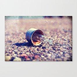 Ex bulb Canvas Print