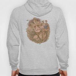 Groot Fan Art Hoody