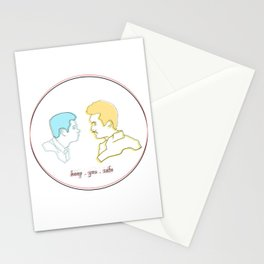 Keep You Safe - Ste & Brendan Stationery Cards