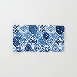 Arabesque tile art Hand & Bath Towel
