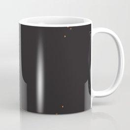 Black and gold #society6 Coffee Mug