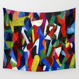 Patrick Henry Bruce Composition V Wall Tapestry