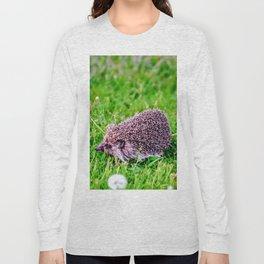 Dandelion Run Long Sleeve T-shirt