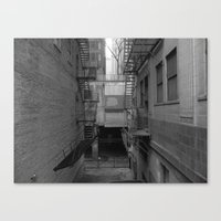 rothko Canvas Prints featuring Rothko Chicago by Steven Schultz