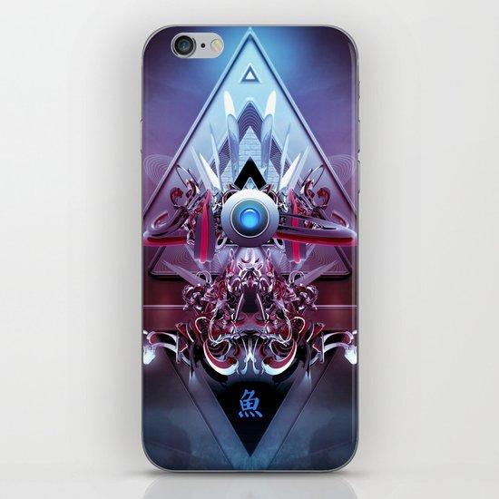 Vanguard iPhone Skin