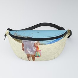 Time Away At The Beach Fanny Pack
