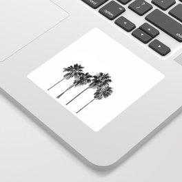 Palm trees 3 Sticker