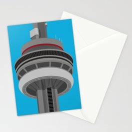 CN Tower Stationery Cards