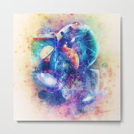 A Universe Within Metal Print