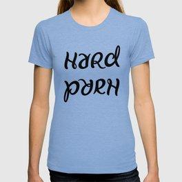 Ambigram Hard Porn T-shirt