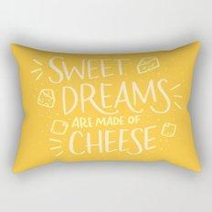 Cheese Dreams Rectangular Pillow