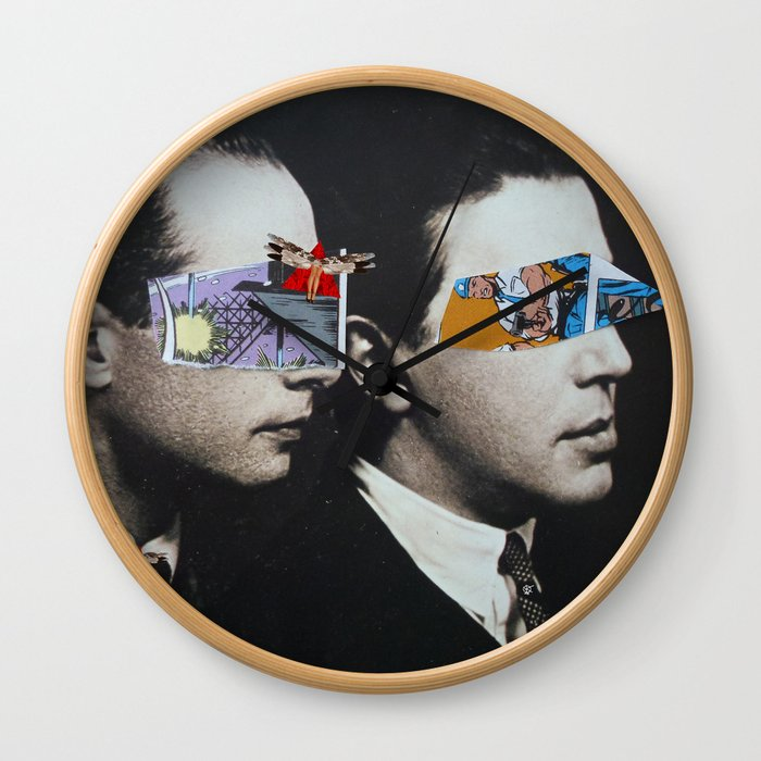 Super Disco Breakin` Wall Clock