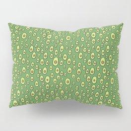 Avocado Pattern Pillow Sham