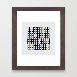 No way Framed Art Print