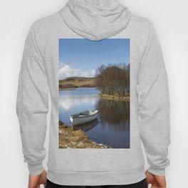 Lochside boat Hoody