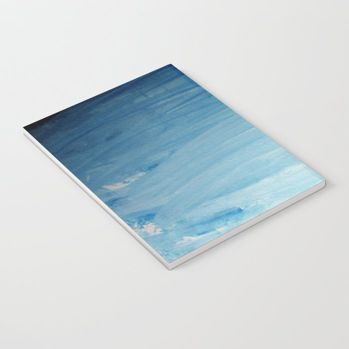 Cool face of the river Notebook
