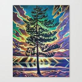 Axis Mundi Canvas Print