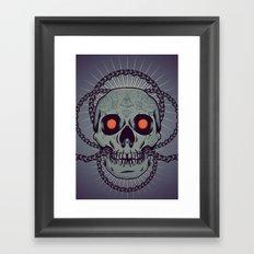 Chainbreaker II Framed Art Print