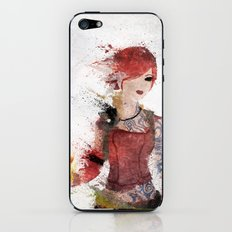 Lilith iPhone & iPod Skin