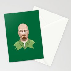 Breaking Bad - Walter White Beaten Up Stationery Cards
