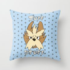 Tuff Stuff Throw Pillow