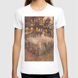 Middle of the Earth T-shirt
