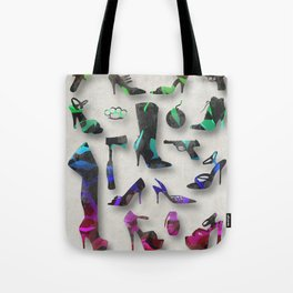 Female Trouble Tote Bag