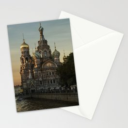 Church of the Savior on Blood Stationery Cards