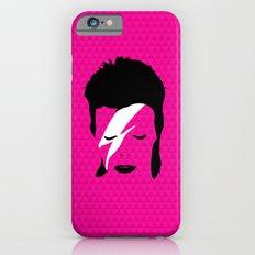 Ziggy Stardust - Pink iPhone 6s Slim Case