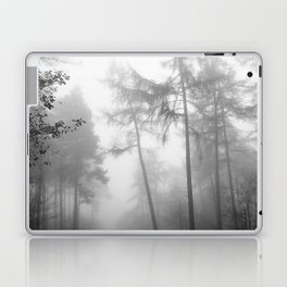 TROUGHT THE FOREST Laptop & iPad Skin