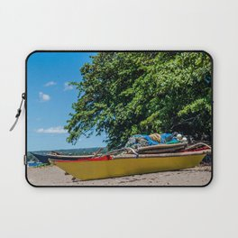 Traditional Filipino Kayak Laptop Sleeve