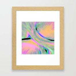 Re-Created  Aurora XI by Robert S. Lee Framed Art Print