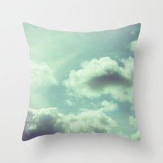 far away °2 Throw Pillow