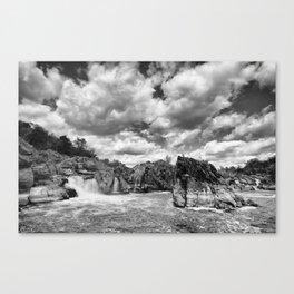 Great Falls National Park, Virginia Canvas Print