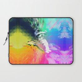 Floating Astronaut Laptop Sleeve
