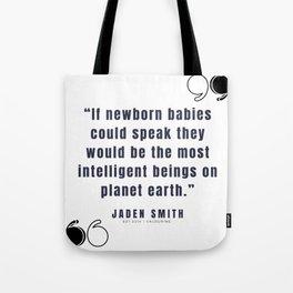 1 |  Jaden Smith Quotes | 190904 Tote Bag