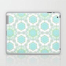 Mandala_Cerulean Sand Laptop & iPad Skin