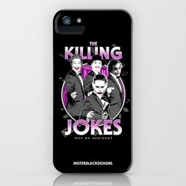 The Killing Jokes iPhone Case