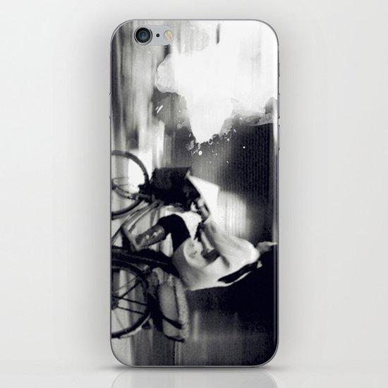 Speedy Ride iPhone & iPod Skin
