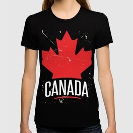 Funny Novelty Gift For Canadian T-shirt